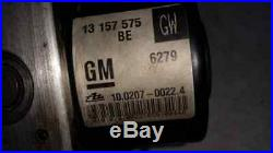 10020700224 abs opel astra gtc cosmo 2005 ate 3826554