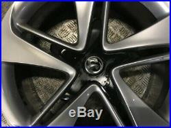 12-18 Opel Astra GTC 20 INCH 5 Clou 10 Rayon Alliage Roue 20X8.5 (Rayé)