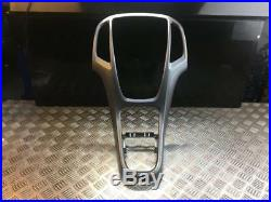 12-18 Opel Astra GTC Console Centrale Tableau de Bord Contour Garniture 13413850