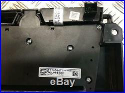 12-18 Opel Astra GTC GPS Radio/Lecteur CD Contrôle Panneau Carénage 13406671