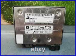13353284 module électronique opel astra j gtc edition 2011 3681827