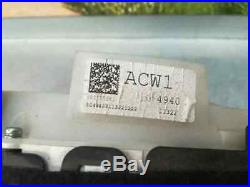 13374940 tableau de bord opel astra j gtc edition 2011 3681749