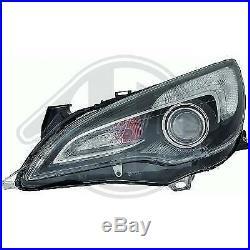 1807880 Feu phare droit (cote passager) pour OPEL Astra J GTC de 2012 a 201