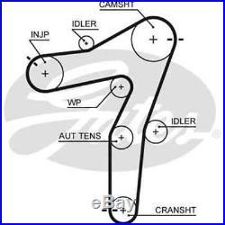 1 GATES K015663XS Set sangles dentelé ASTRA GTC J Astra J Astra J Sports Tourer