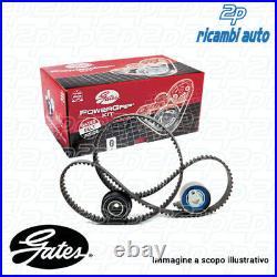 1 GATES K045563XS Set Sangles Distribution Trax Astra A+ Trois Volumes GTC J