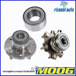 1 MOOG OPWB11098 Set palier roue Sx Dx Axial avant CRUZE ASTRA GTC J