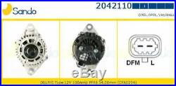 1 SANDO 2042110.1 Alternateur ORIGINALE SERIES ASTRA GTC J Astra J INSIGNIA