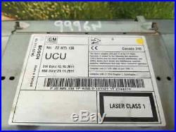 22805138 système navegation gps opel astra j gtc edition 2011 3681926