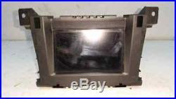 281191270 écran multifunction opel astra gtc cosmo 2006 ba 3780539