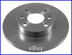 2X disques de frein avant OPEL ASTRA G H DA'99 A'16 SW COUPE' GTC 9196587