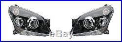 2 Phares xénon avant Opel Astra H GTC 03/2005-06/2010 Hella