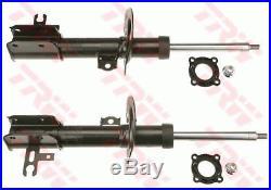 2x TRW Amortisseur AVANT OPEL ZAFIRA B A05 ASTRA H L48 ASTRA H GTC L08