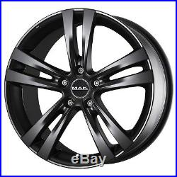 4047429 Jantes Roues Mak Zenith Mat Black 16 6,5j 5x112 Opel Astra Gtc 200510/
