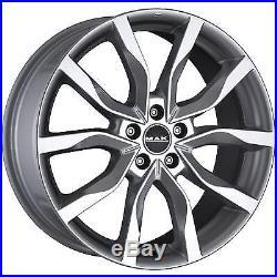 4066462 Jantes Roues Mak Highlands Silver 17 7j 5x114,3 Opel Astra Gtc 2011