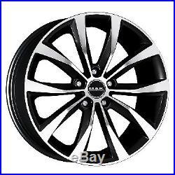 4098028 Jantes Roues Mak Wolf Black Mirror 19 8j 5x112 Opel Astra Gtc 200510/2