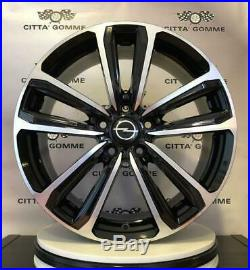 4 Jantes en Alliage Compatible Opel Ampera Astra SPORTS Tourer GTC Insignia À 18