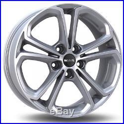 6310759 Jantes Roues Mak Hessen Silver 17 7j 5x114,3 Opel Astra Gtc 2011