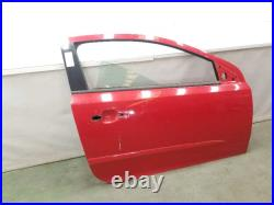 94711560 Porte Avant Droite Opel Astra GTC Cosmo Année 2005 Rouge 63U 806280