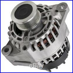 Alternateur pour FIAT grande punto stilo OPEL ASTRA H 1,9 GTC CDTI D 1204433 NEW
