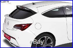 Arrière hayon coffre spoiler wing für Opel Astra J GTC HF478