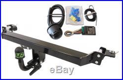 Attelage Démont 7 Br relais dériv. Pour Opel ASTRA H GTC HAYON 04-11 28053/C E4