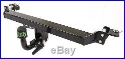 Attelage Démontable pour Opel ASTRA J HAYON 5portes 1500 75 09-15 28059/C E4