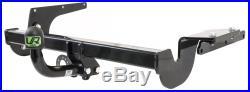 Attelage Fixe Col de Cygne pour Opel Astra H GTC Hayon 3portes 04-11 28053/F E3