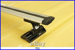 Barres de toit Opel Astra H III hayon/GTC 04-14 avec points de fixation ALU 130