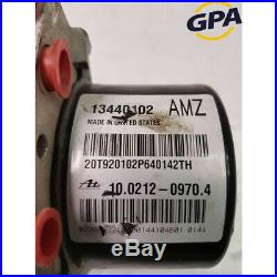 Bloc ABS occasion 39061712 OPEL ASTRA GTC 2.0I 16V TURBO OPC 824215436