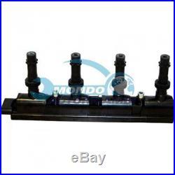 Bobine D'allumage Opel Meriva B 1.4 74kw 100cv 06/2010 1208096 1208093 U6039