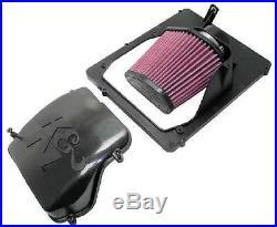 Boite a air 57s4900 KN K&N filtre sport OPEL ASTRA H GTC 1.6 105CH