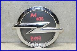 Bouton Poignée Ouvreur Hayon Poignée pour Hayon Z177 Opel Logo Opel Astra J GTC