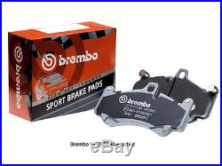 Brembo Sport Plaquettes De Frein Opel Astra J Gtc Insigne Opc/subaru Wrx Sti/