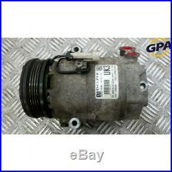 Compresseur de climatisation occasion OPEL ASTRA GTC 1.4I 16V réf. 93168626 6082