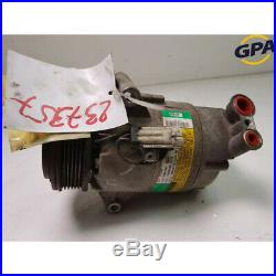 Compresseur de climatisation occasion OPEL ASTRA GTC 1.9 CDTI 16V réf. 95509811