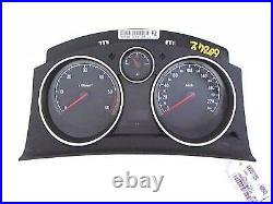 Compteur 13309003 OPEL ASTRA H GTC PHASE 2 1.7 CDTI 16V TURBO /R42207159