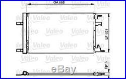 Condenseur climatisation Opel Astra GTC 2.0 CDTI 1.4 1.7 CDTI 2.0 VALEO 814202
