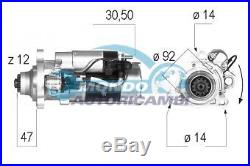 DEMARREUR IVECO Trakker AD 400T38 WT, AT 400T38 WT 280KW 380CV 06/2005