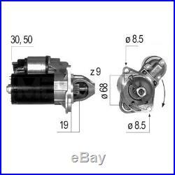 Demarreur Opel Astra J Gtc 1.4 74kw 101cv 10/2011 Em392q V115 0986020870