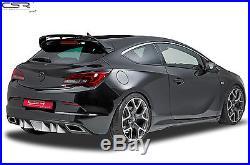 Diffuseur Arrière PourJupe de Pare choc für Opel Astra J OPC/GTC HA172