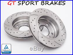 Disques De Frein Avant Gt1639 Opel Astra H Hb Break Gtc Twintop 2004 2005- Ø280