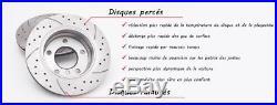 Disques De Frein Avant Gt1645 Opel Astra J Hb Berline Break Gtc 2012-2015 Ø276