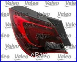 Feu arrière Arrière Gauche Externe LED Opel Astra J GTC 11 3PORTE Valeo