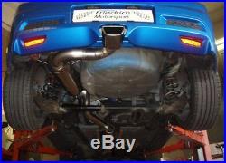 Friedrich Motorsport 3 POUCES échappement Opel Astra H GTC OPC à partir de