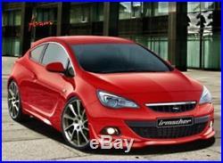 IRMSCHER lèvre AVANT GTC Opel Astra J