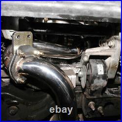 Inox Decat De Cat Echappement Tube De Tuyeau Pour Vauxhall Opel Astra Gtc J Vxr