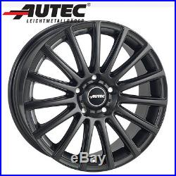 Jantes Autec FANATIC 6.5x15 ET42 4x100 SWM pour Opel Adam Agila Astra Calibra Co