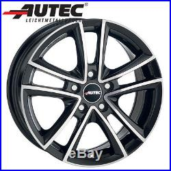 Jantes Autec YUCON 7x16 ET38 5x115 SWP pour Opel Ampera Antara Astra Zafira
