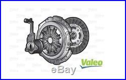 KIT EMBRAYAGE BUTEE HYDRAULIQUE VALEO OPEL ASTRA H GTC (A04) 1.6 (L08) 116ch