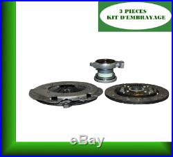 Kit D'embrayage Opel Astra H Gtc 1.7 Cdti Trois 3 Pieces 1606489
